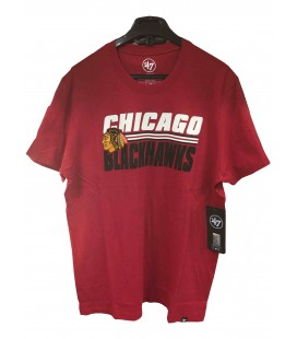 TEE SHIRT NHL CHICAGO 47