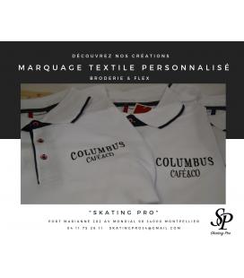 TEXTILE PERSONNALISE CLUB-ASSO-SOCIÉTÉ-PARTICULIER