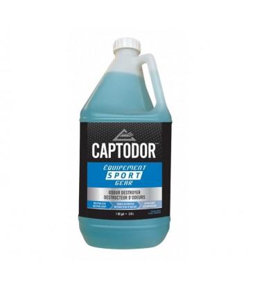 BIDON CAPTODOR DESTRUCTEUR ODEUR 3.8L