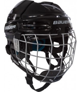 CASQUE BAUER PRODIGY COMBO BLANC YTH