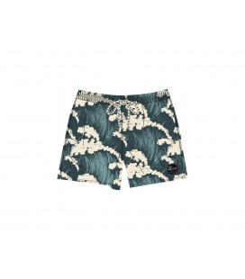 SHORT DE BAIN PULL IN GARY BLUEWAVES