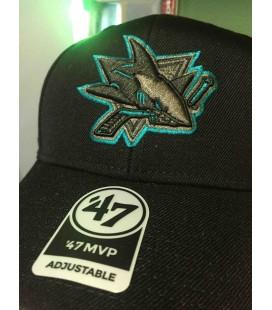 CASQUETTE NHL SAN JOSE 47