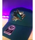 CASQUETTE NHL SAN JOSE 47 SCRATCH