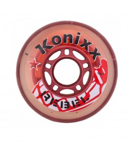 Roue Konixx Rebel 74A Indoor