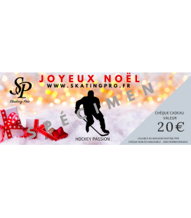 Chèque Cadeau Hockey