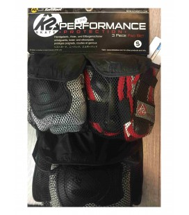 PROTECTIONS K2 TRI PACK PERFORMANCE HOMME 2
