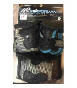 PROTECTIONS K2 TRI PACK PERFORMANCE FEMME