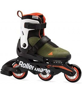ROLLER ENFANT EXTENSIBLE ROLLERBLADE MICROBLADE FREE