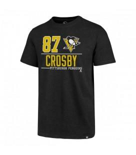 TEE SHIRT NHL CROSBY 47