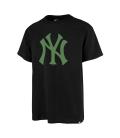 TEE SHIRT MLB NEW YORK YANKEES IMPRINT ECHO JET BLACK