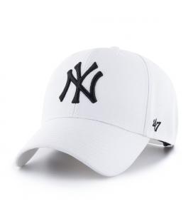 CASQUETTE 47 MLB NEW YORK YANKEES MVP SNAPBACK WHITE