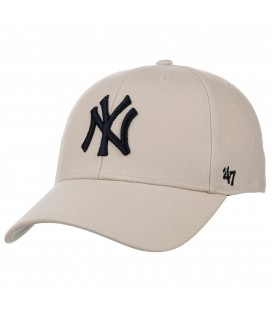 CASQUETTE 47 MLB NEW YORK YANKEES MVP SNAPBACK BONE