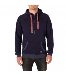 SWEAT A CAPUCHE PULL IN  HOODIE CORPNAVY
